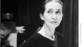 Pina Bausch, dancer and choreographer