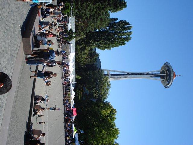 Bumbershoot in Seattle 2012