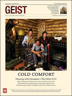 Geist 87 Cover Front Page