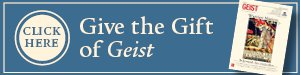 Give the Gift of Geist