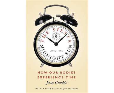 How Our Bodies Experience Time Book Cover