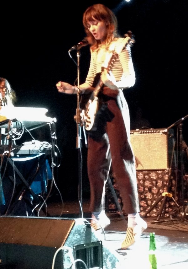 Clementine Creevy of Cherry Glazerr