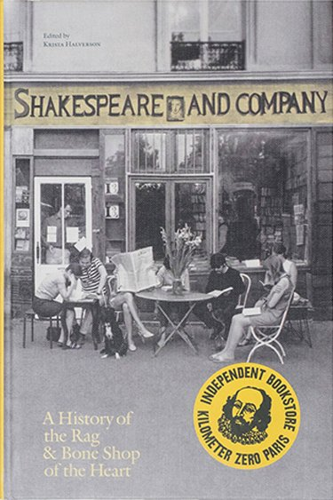 A history of Shakespeare & Company bookstore, Paris