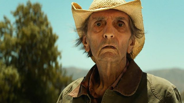 Harry Dean Stanton is Lucky